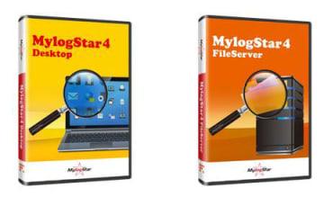 「MylogStar 4 Desktop/FileServer」スタンドアロンシリーズ