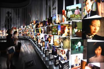 映画博物館で映像の魅力を体感 山東省青島市