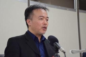 常岡浩介さん(2019年8月29日/弁護士ドットコム撮影/東京都)