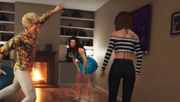 オトナの恋愛アドベンチャーゲーム『House Party』アーリーアクセス版がハーフミリオン達成