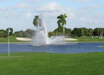 Trump's Doral Golf Resort in Florida