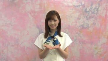 9月から「ZIP!」の金曜パーソナリティーを務める福原遥さん=日本テレビ提供