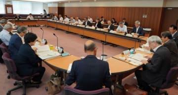 県立大を次期会長校に選んだ「大学コンソーシアム岡山」の会議