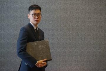Andy Chan. Photo: Kris Cheng/HKFP.