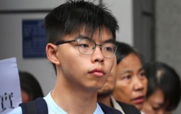 Joshua Wong. Photo: inmediahk.net.