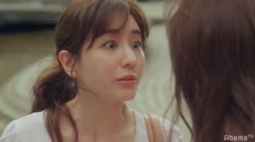 ドラマ「奪い愛、夏」の第4話の1シーン=AbemaTV提供