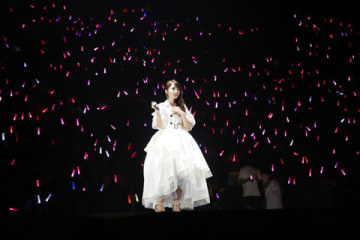 「Animelo Summer Live 2019 -STORY-」に登場した逢田梨香子さん (C)Animelo Summer Live 2019