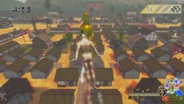 フンドシ男が江戸の空を舞う『Otokomizu~漢水~』スイッチ版が2019年秋登場