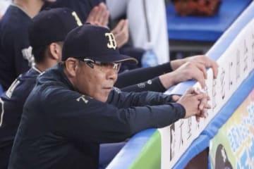 オリックス・西村徳文監督【写真:荒川祐史】