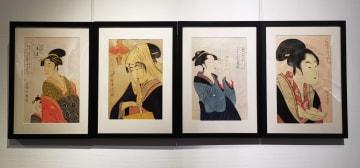 日本浮世絵傑作展、李可染画院・図形学美術史美術館で開幕 北京市
