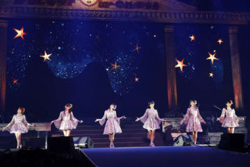 「Animelo Summer Live 2019 -STORY-」に登場した「i☆Ris」 (C)Animelo Summer Live 2019