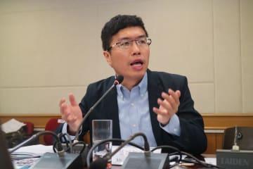 Au Nok-hin. Photo: inmediahk.net.
