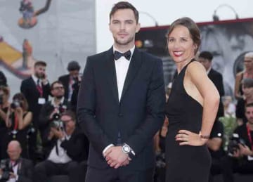 76th Venice Film Festival, Italy - Opening Night - Guests arrive on the red carpet PersonInImage : Nicholas Hoult Credit : KIKA/WENN.com