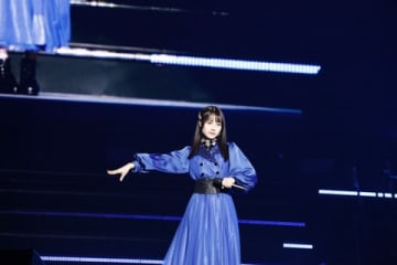 「Animelo Summer Live 2019 -STORY-」に登場した伊藤美来さん (C)Animelo Summer Live 2019