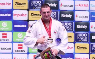 100kg超級で原沢を破り優勝したルーカス・クルパレク