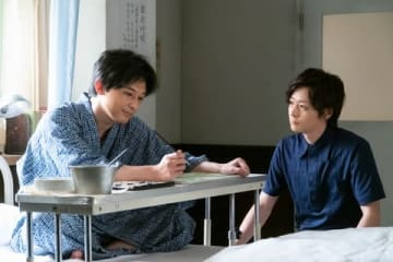 NHK連続テレビ小説「なつぞら」第133回の一場面(C)NHK