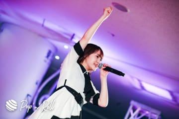 上月せれな[@ JAM EXPO 2019 フォトレポート]8/25ピーチステージ(12:35-)
