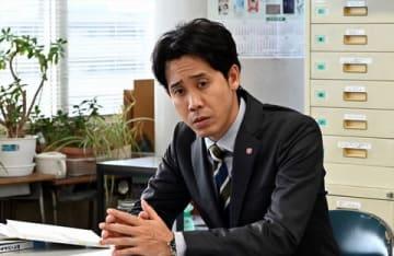 連続ドラマ「ノーサイド・ゲーム」第8話のワンシーン(C)TBS