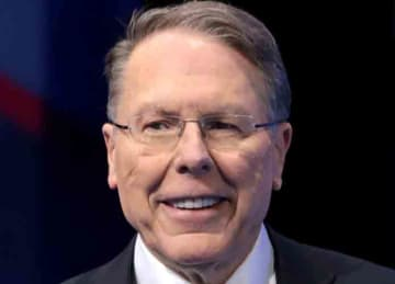 NRA chief Wayne LaPierre