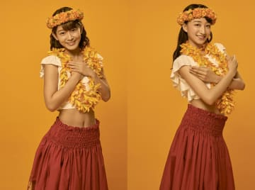 太田奈緒(AKB48チーム8)&福島雪菜(劇団4ドル50セント)、舞台<フラガール - dance for smile ->出演決定!