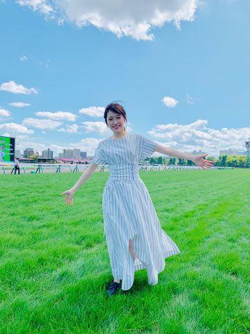 NHK連続テレビ小説「なつぞら」に茜役で出演中の渡辺麻友さん=NHK提供
