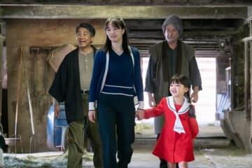 NHK連続テレビ小説「なつぞら」第134回の一場面(C)NHK