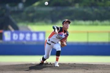 完投勝利を挙げた埼玉アストライア・谷山莉奈【写真提供:日本女子プロ野球リーグ】