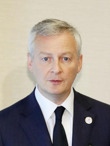 フランスのルメール経済・財務相