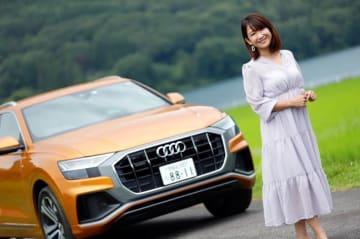 自動車ジャーナリストの今井優杏さん
