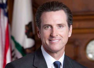 Gov. Gavin Newsom (D-California)