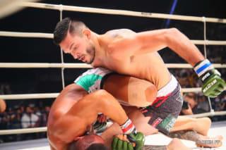 7月大会で北岡にTKO勝ちしたジョニー・ケース。世界からライト級の強豪が参戦する