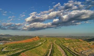 廃鉱修復で環境に配慮した発展を推進 河北省唐山市