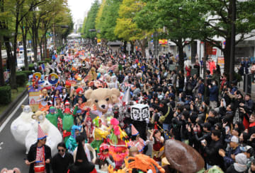日本最大級『カワサキ ハロウィン2019』開催決定!パレードは10月27日(日)