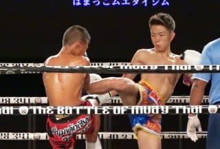 竜哉・エイワスポーツ(右)がラジャ王座に挑戦、日本人初のラジャダムナンスタジアム現地での王座獲得が懸かる