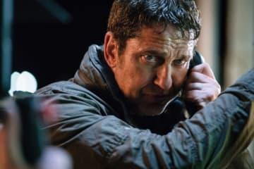 ジェラルド・バトラー主演作がV2! - 写真は『エンジェル・ハズ・フォールン(原題)』より - Lionsgate / Photofest / ゲッティ イメージズ