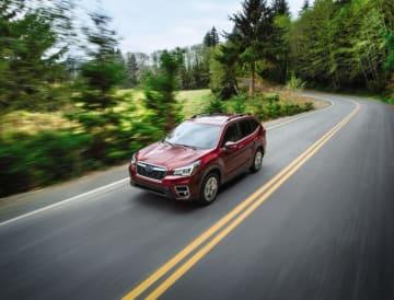 スバル・フォレスター2020年モデル(北米仕様)(画像: Subaru of Americaの発表資料より)