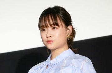 天陽の妻・靖枝を演じる大原櫻子(写真は今年2月に撮影)