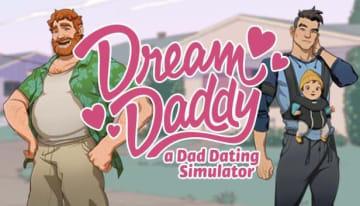 シングルファーザー恋愛シム『Dream Daddy』日本語版がTGS2019に出展!ダディの名前も日本語対応