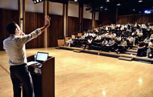 働く障害者への配慮などに理解を深めた講座