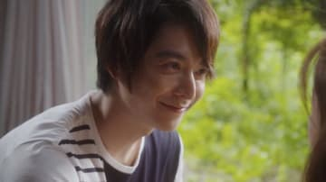 女優の水野美紀さんの主演ドラマ「奪い愛、夏」の第5話の1シーン=AbemaTV提供