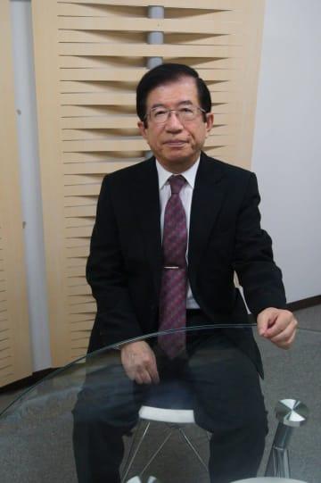 武田邦彦氏(2013年3月撮影)