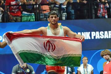 2年ぶりに世界を制するか、ハッサン・ヤズダニ・チャラティ(イラン)