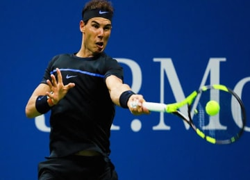 Rafael Nadal Beats Andreas Seppi at US Open