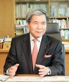蒲島郁夫・熊本県知事