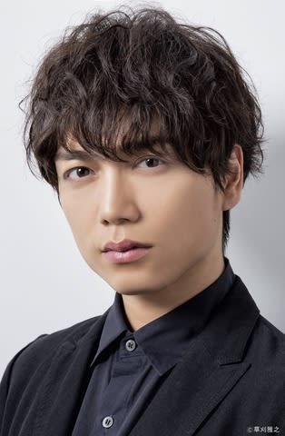 来年春から放送予定の朝ドラ「エール」に出演する山崎育三郎さん=NHK提供