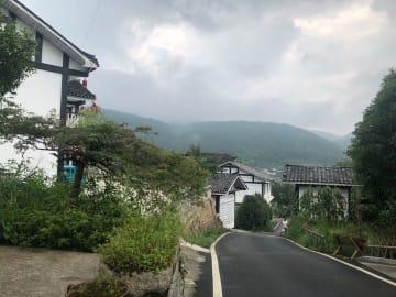 優美な農村を訪ねて 貴州省湄潭県