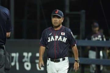 侍ジャパンU-18代表・永田裕治監督【写真:荒川祐史】