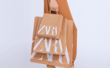 ZARAのショッピングバッグが変わる背景、アパレル業界No.1が起こす改革とは
