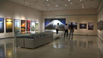 県立円山川公苑美術館で開かれている「令和日本流儀」