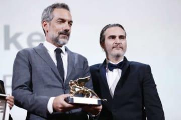 トッド・フィリップス監督とホアキン・フェニックス - Vittorio Zunino Celotto / Getty Images